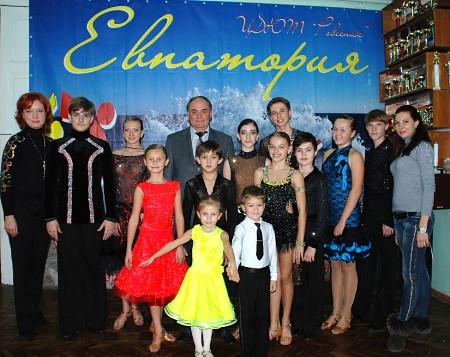 конкурс по танцам в евпатории