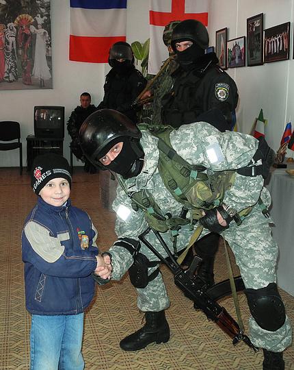 Сегодня исполняется 16 лет со дня создания войск внутренней и конвойной охраны мвд украины
