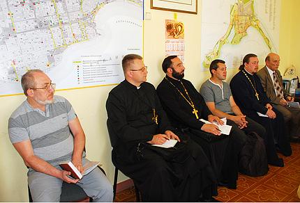 Межконфессиональный совет в Евпатории