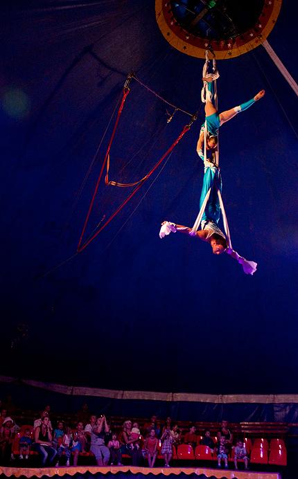 Фото цирк шапито алле