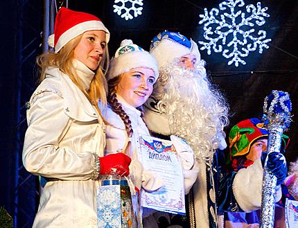 Лучший Дед Мороз, Евпатория
