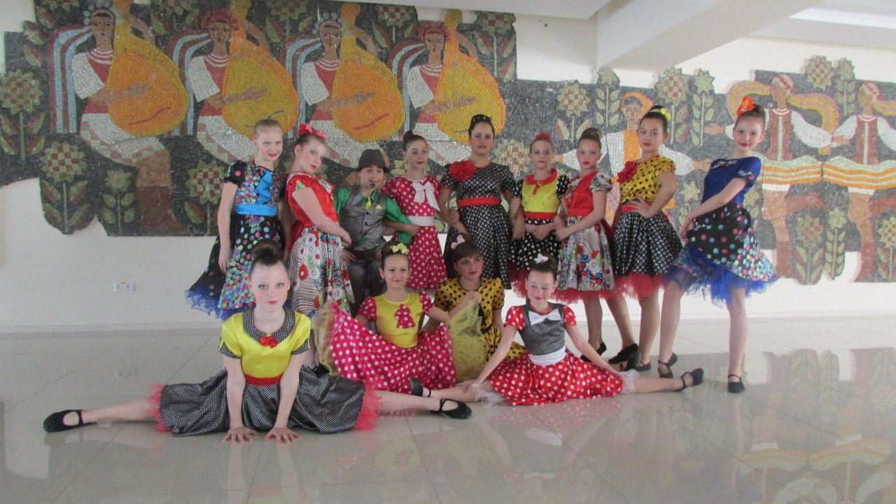 Евпатория конкурс по танцам